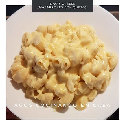 Receta de Mac and Cheese