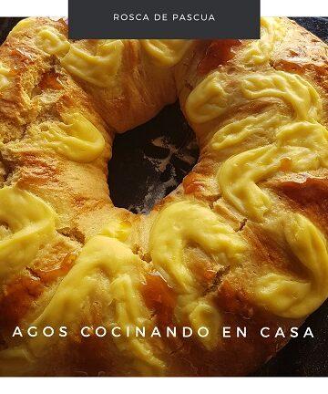 Receta de Rosca de Pascua