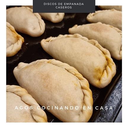 Discos de Empanada Caseros