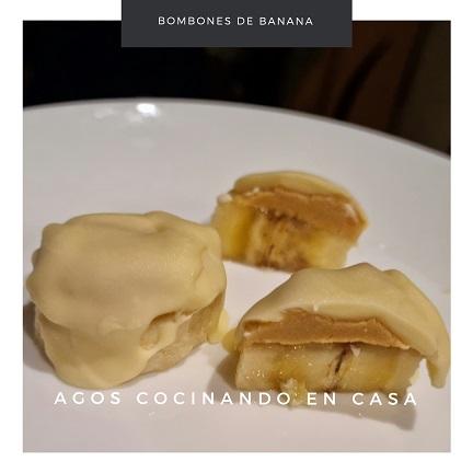 Bombones de banana